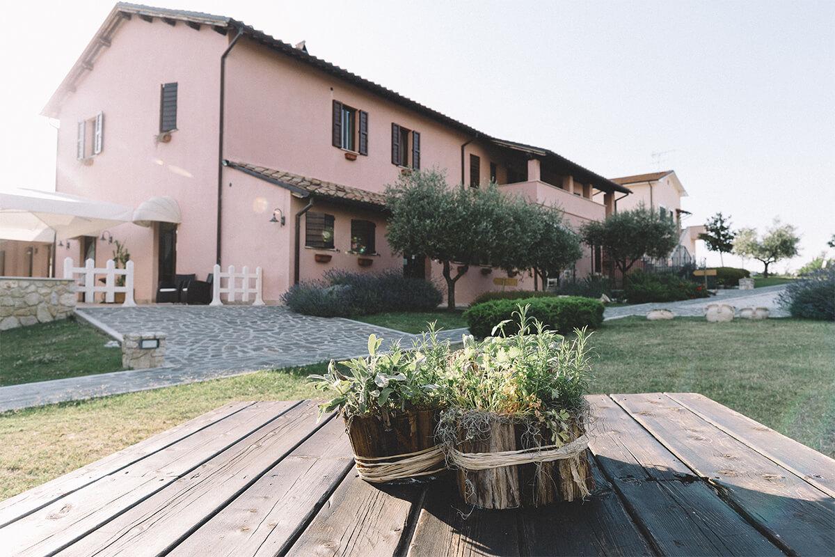 Agriturismo country house umbria struttura tenuta marchesi fezia