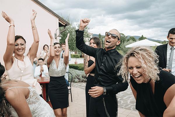 Ville per matrimoni la festa