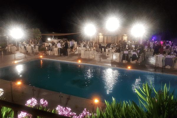 La piscina Fezia
