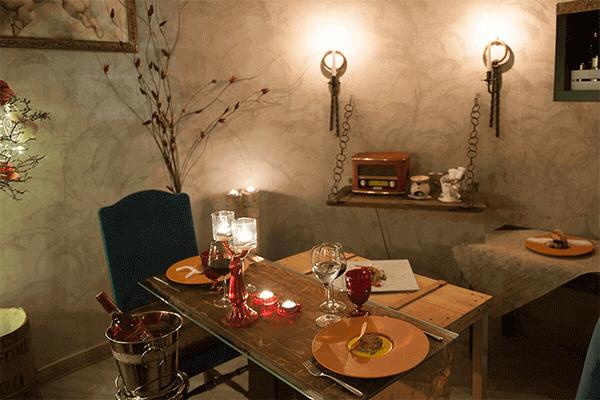I ristoranti appartamenti in agriturismo