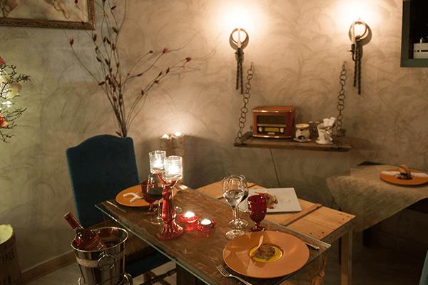 Io & Te Piccolissimo Ristorante tra ristoranti Narni Tenuta Marchesi Fezia