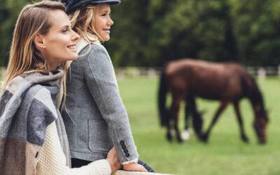 Agriturismo con cavalli Umbria