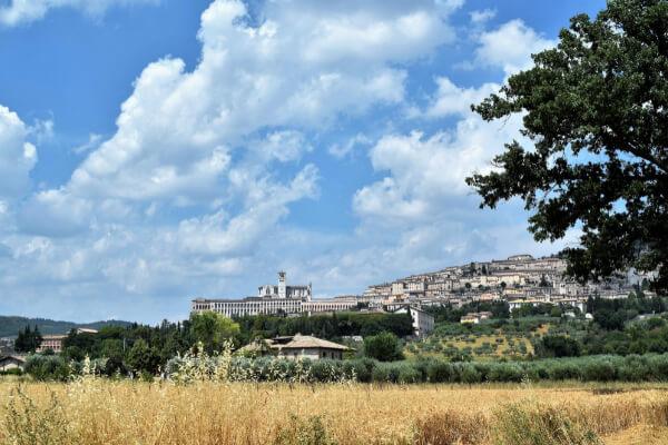 Dove sposarsi in Umbria Assisi