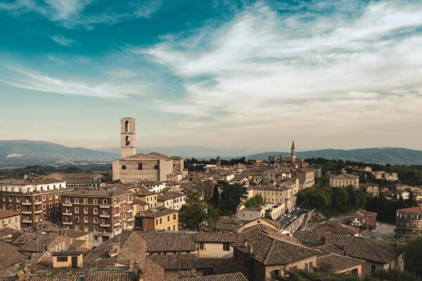 Sposarsi a Perugia Tenuta Marchesi Fezia