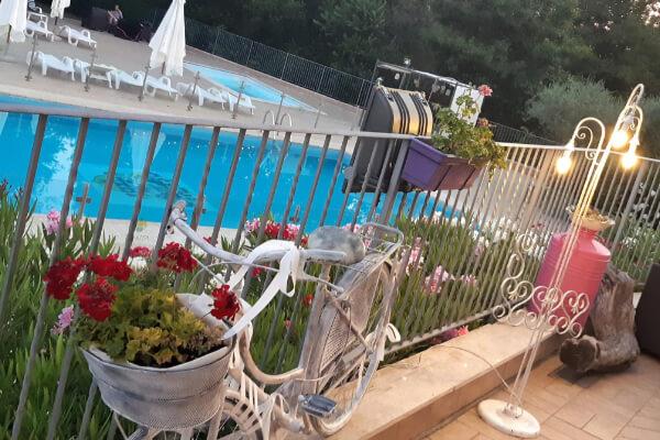 piscina ristoranti per matrimoni Umbria Tenuta Marchesi Fezia