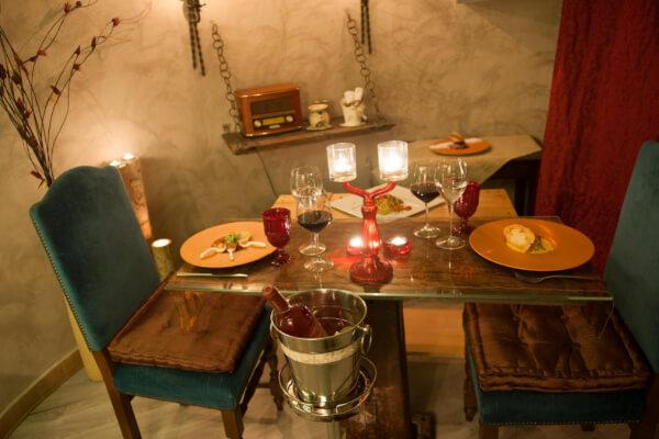 Weekend romantico in Umbria Io&Te Piccolissimo Ristorante Tenuta Marchesi Fezia