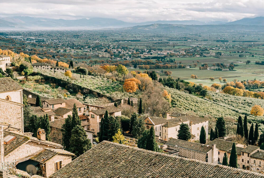 Vacanza Umbria